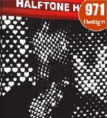 Halftone-vectors