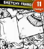Sketchy-frames