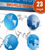 world-maps